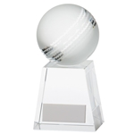 Crystal Voyager Cricket Ball Trophies
