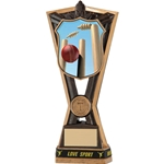 Resin Cricket Titans Trophies