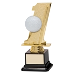 Hole In One Golf Trophies