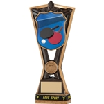 Resin Table Tennis Titans Trophies