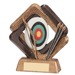 Resin Sporting Unity Archery Trophies