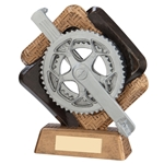 Resin Sporting Unity Cycling Trophies