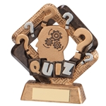 Resin Sporting Unity Quiz Trophies