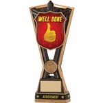 Resin Well Done Titans Trophies
