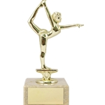 Gymnastic Figure Trophies