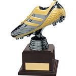 Gun Metal Striker Legend Football Trophies