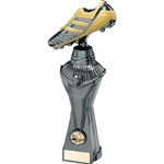 Gun Metal World Cup Victory Striker Football Trophies