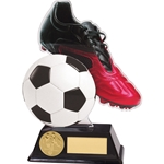 Control Acrylic Football Trophies