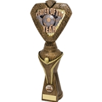 Player of the Year World Cup Hero Football Trophies