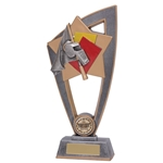 Star Blast Referee Officials Football Trophies