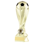 LazerMade Gold Football Tower Trophies