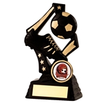 Football Boot and Ball Trophies