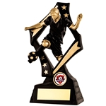 Football Male Figure Trophies