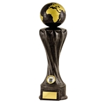 3D Resin World Globe Atlas Tower Trophies