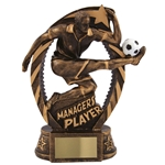 Resin Managers Player Trophies