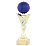 Blue Disco Ball Trophies