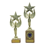 Female Achievement Star Trophies