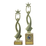 Gold Star Achievement Trophies