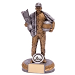 Resin Grandstand Motorsport Figure Trophies