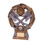 Resin Supernova Motorsport Trophies