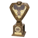 Hero Legend Badminton Trophies