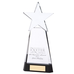 Houston Crystal Star Trophies