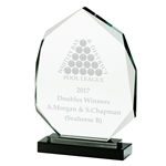 Clarity Crystal Corporate Trophies