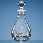 Handmade Teardrop Wine Decanter