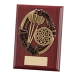 Maverick Apollo Darts Wooden Plaques