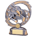 Sonic Boom Clay Pigeon Shooting Trophies