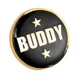 Metal Buddy Pin Badges
