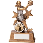 Warrior Star Netball Trophies