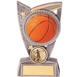 Triumph 3D Basketball Trophies
