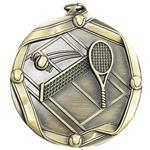 Tennis Medal & Ribbon
