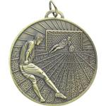 Large Football Medal and Ribbon