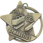 Gymnastics Medals and Ribbons