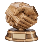 Fair Play Hand Shake Trophies