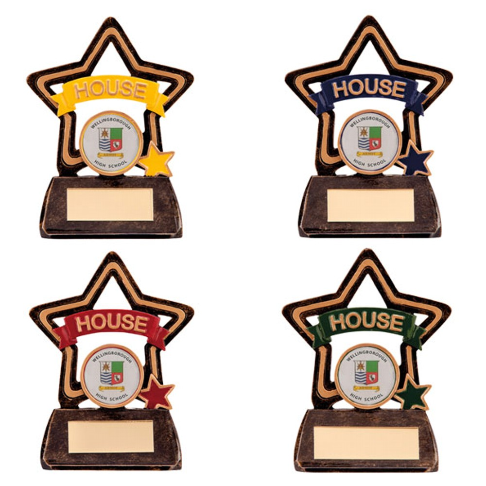 Little Star School House Trophies