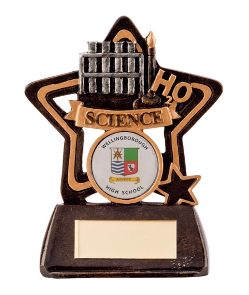 Little Star Science Trophies