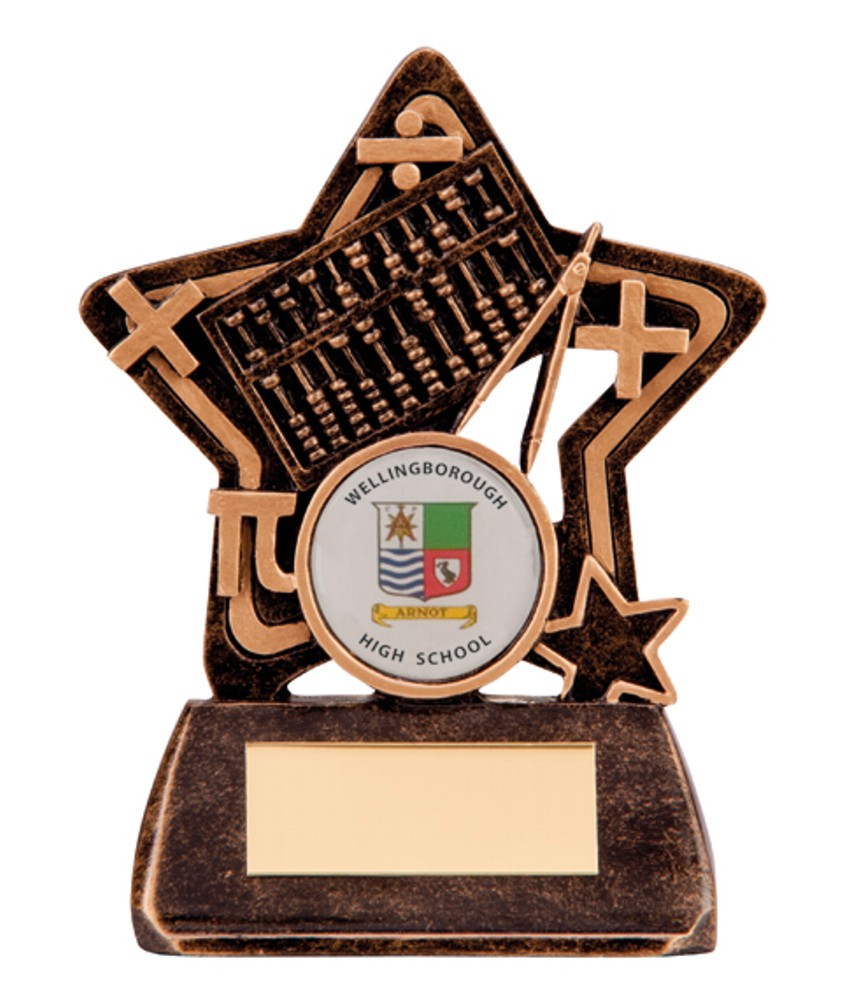 Little Star Maths Trophies