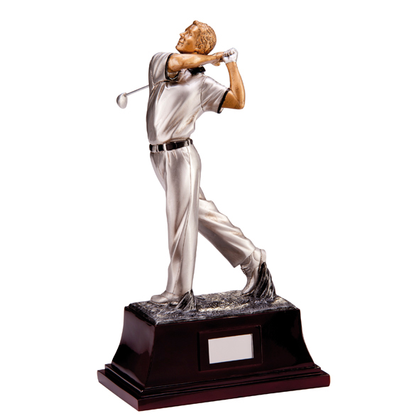 The Colossus Male Golf Figure Trophies