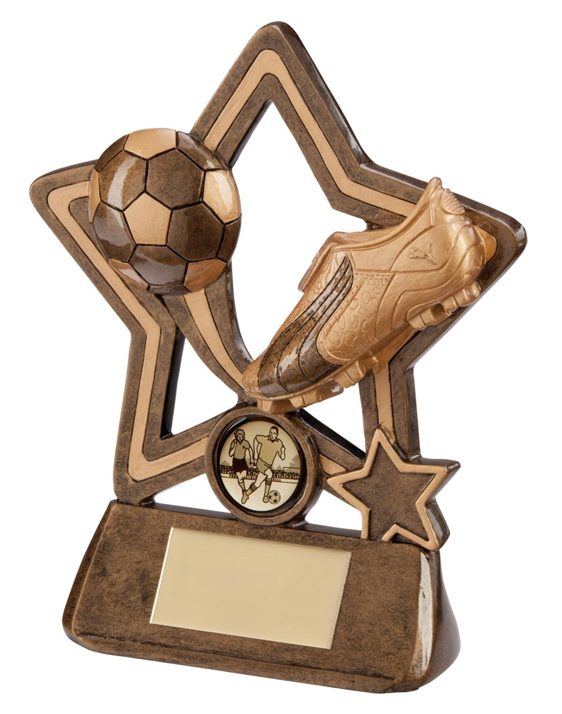 Puma Football Star Trophies