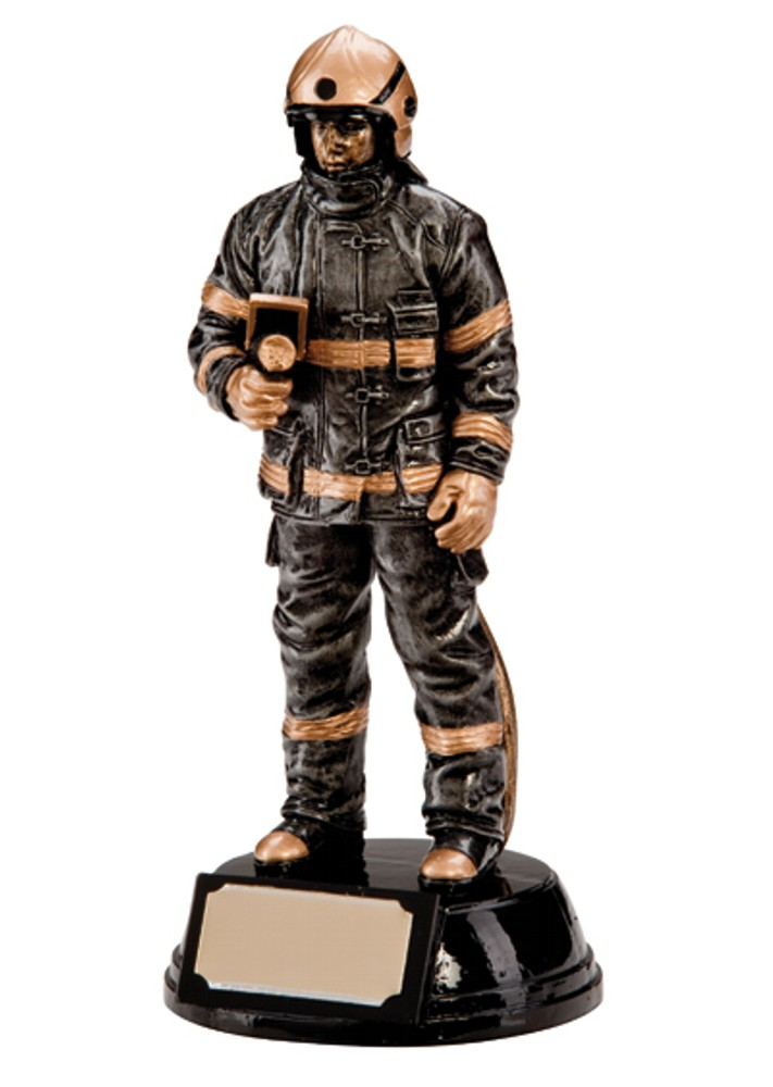 Fire Fighter Fireman Trophies