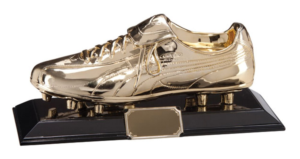 Golden Boot - Full Size Football Boot Trophies