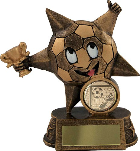Any Sport Star Face Trophies