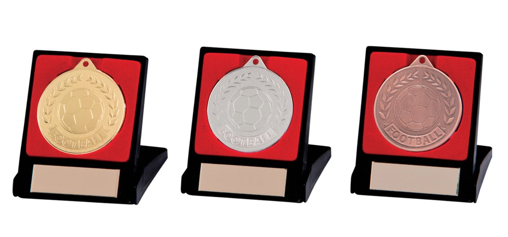 Discovery Football Medals in a Box