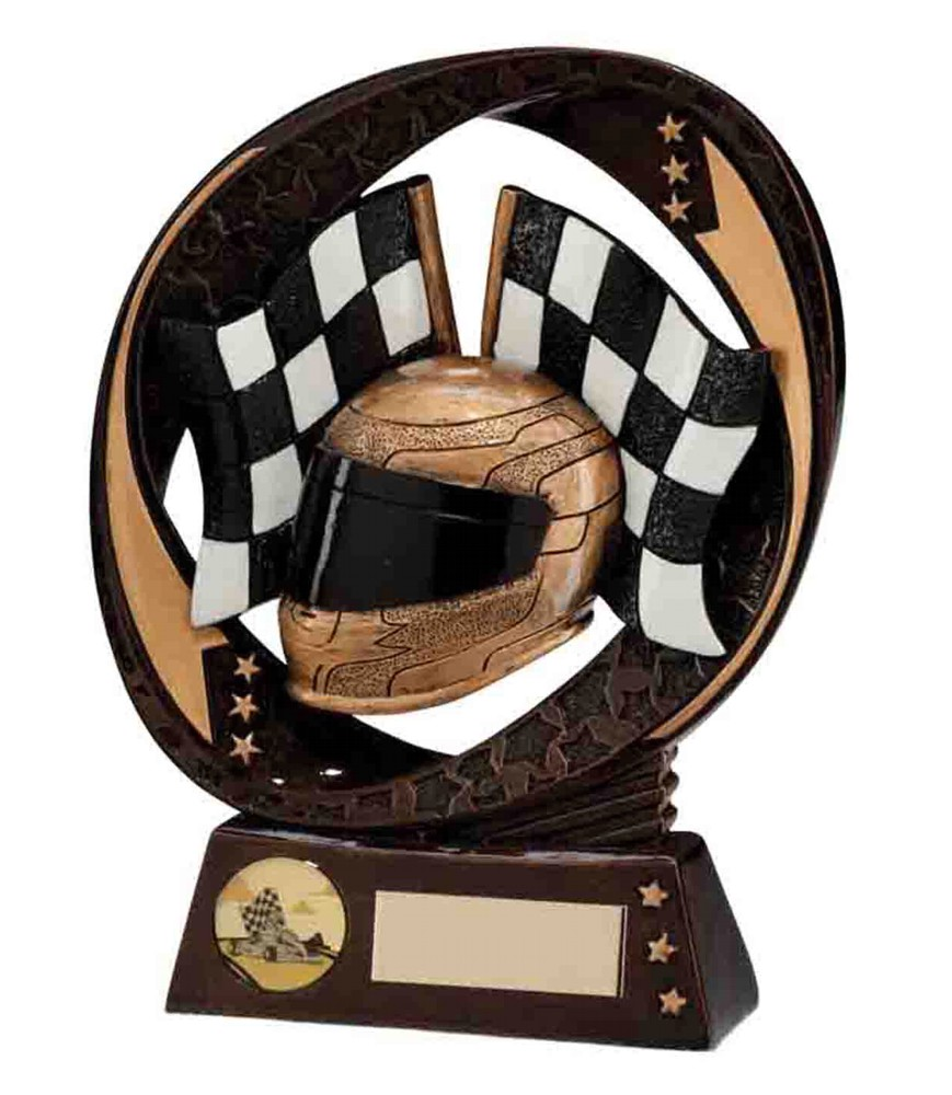 Resin Typhoon Motorsport Trophies