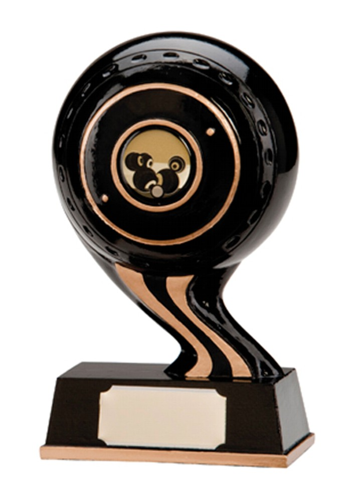 Resin Strike Lawn Bowls Trophies