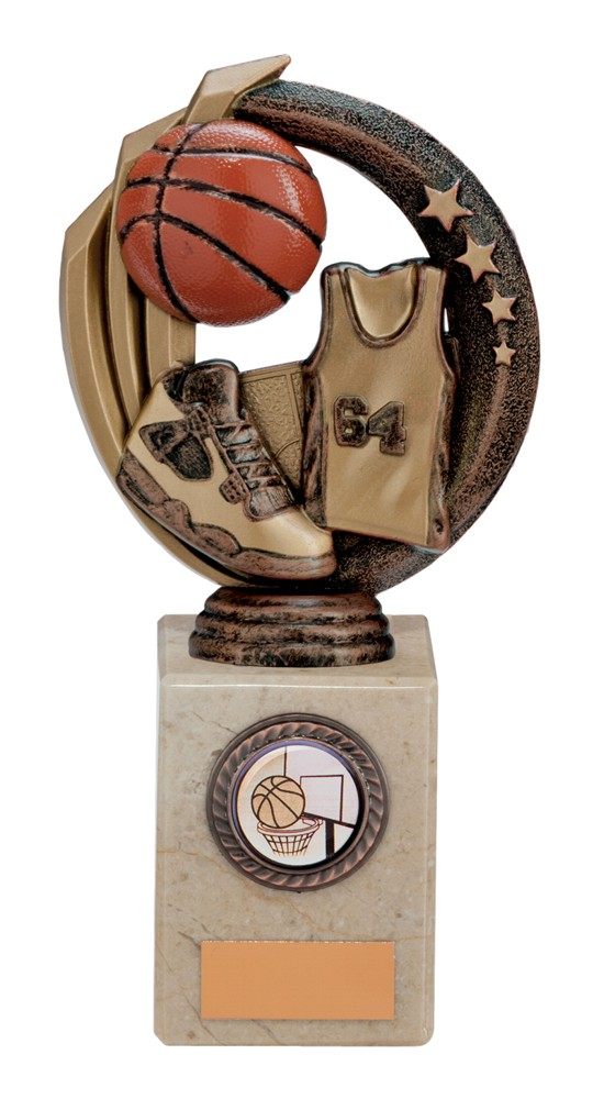 Basketball Renegade Legend Trophies