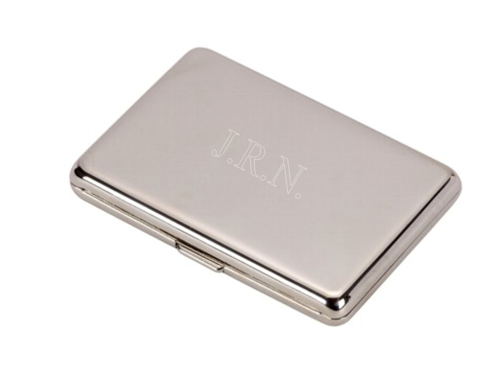 Engraved Luxury Business Card Holder